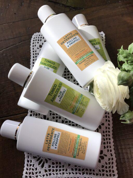 il latte detergente polline e propoli gruppo 1