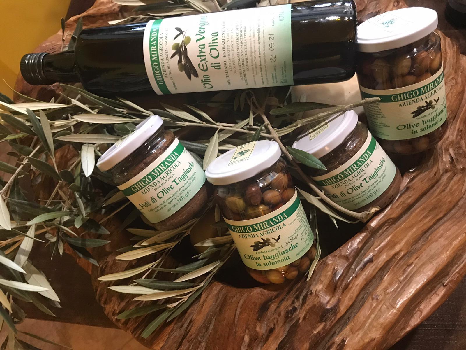 il patè di olive taggiasche gruppo