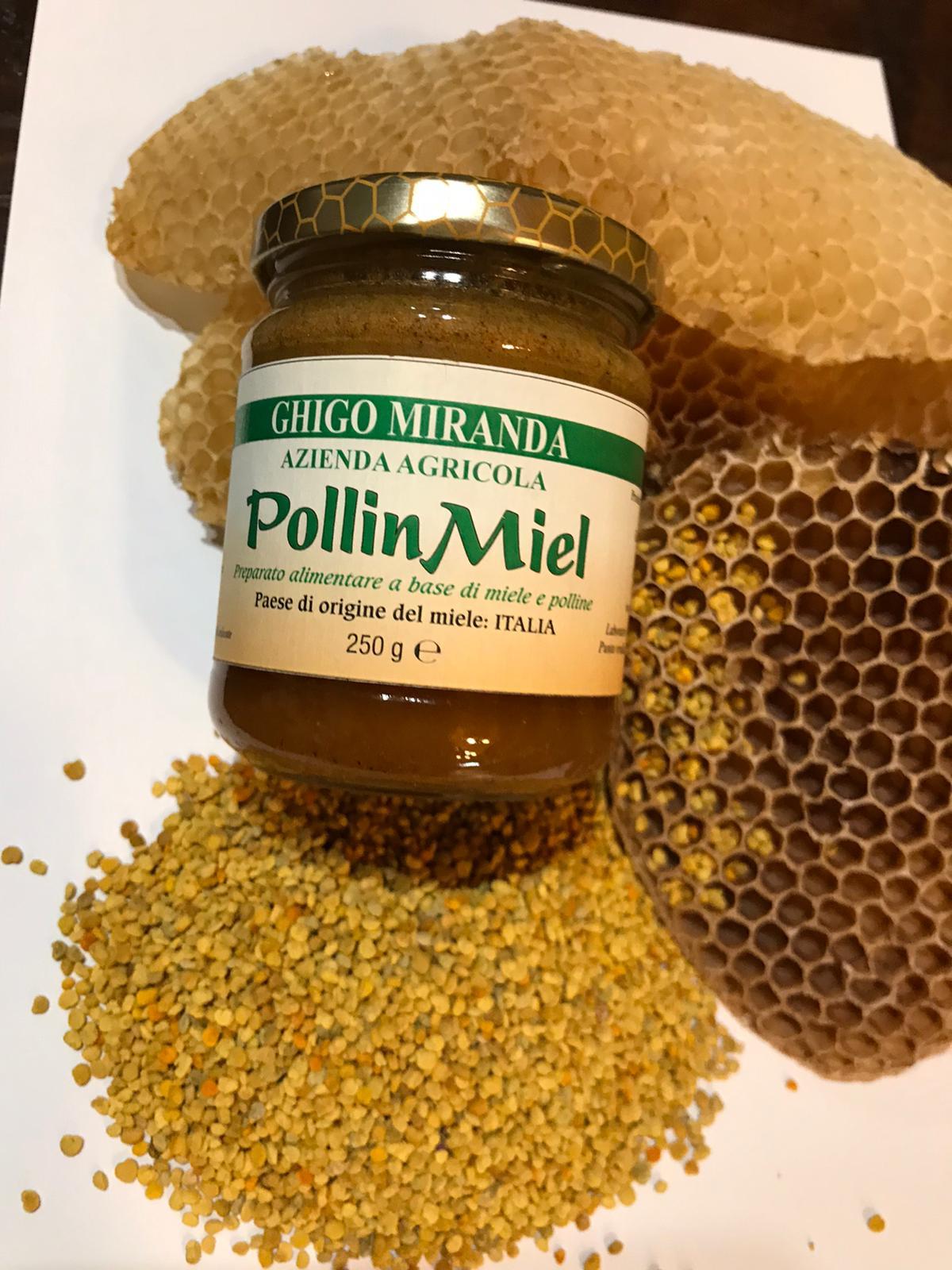 il pollin miel