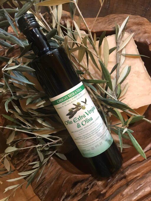 l_olio extra vergine di oliva