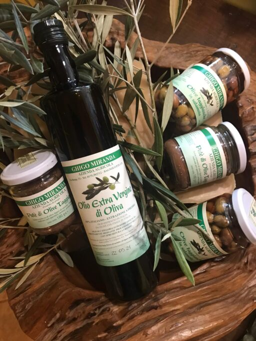 l_olio extra vergine di oliva gruppo