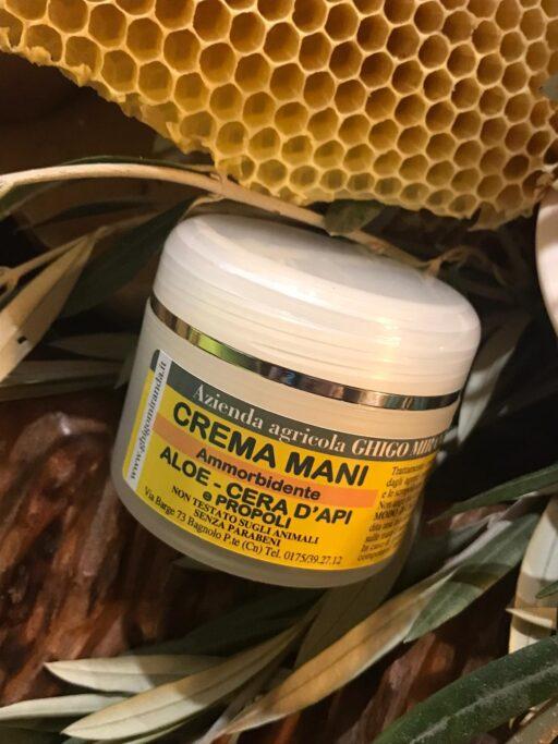 la crema mani aloe cera d'api e propoli (2)