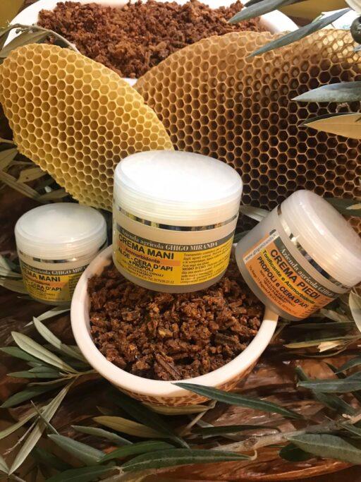 la crema mani aloe cera d'api e propoli gruppo (2)