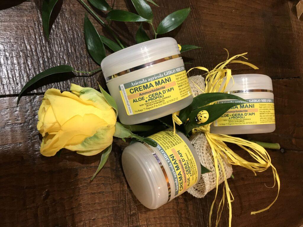la crema mani aloe cera d'api e propoli gruppo (3)