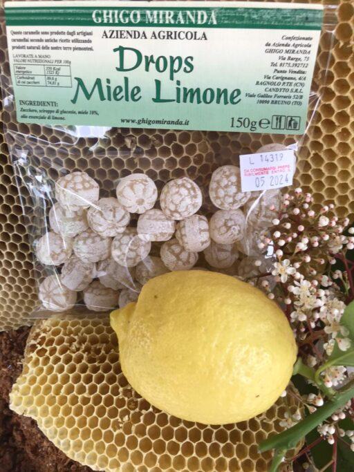 le drops miele limone 2