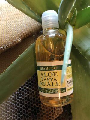 lo shampoo aloe pappa reale