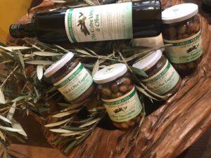 Olio e Olive Taggiasche