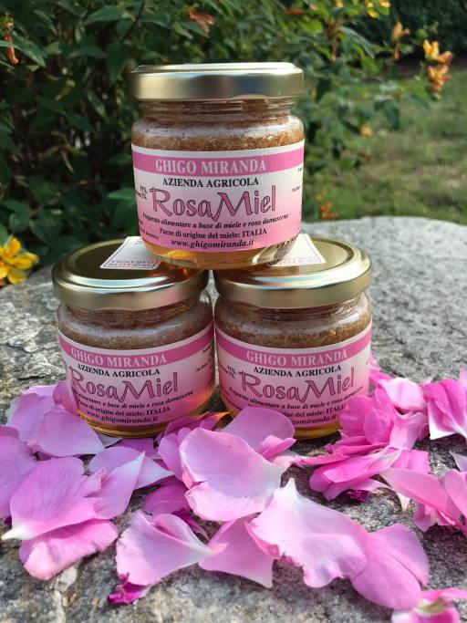 rosa miel
