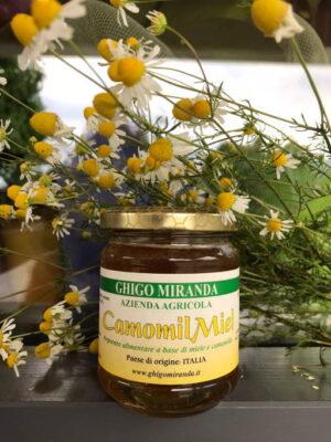 camomil miel