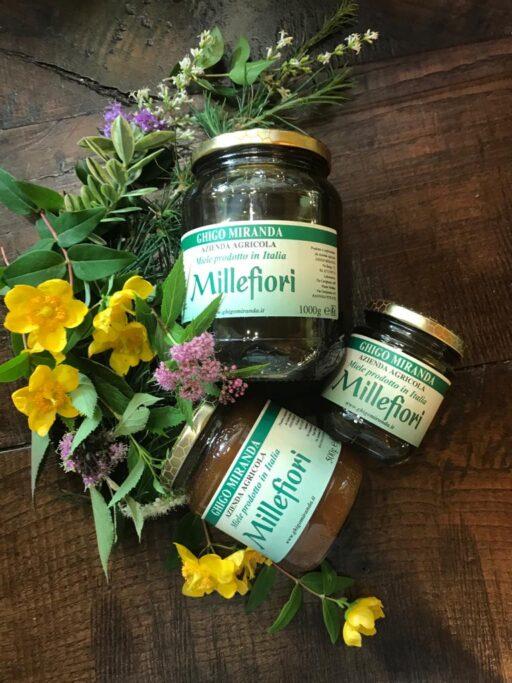 il miele di millefiori gruppo (1)