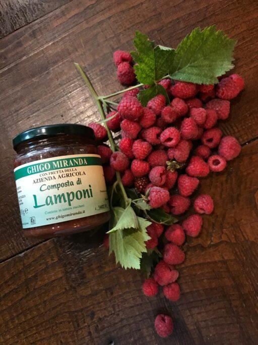 la composta di lamponi (1)