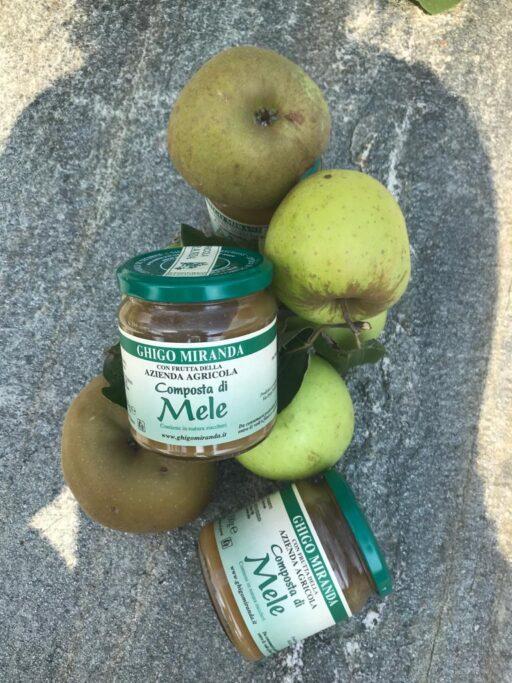 la composta di mele gruppo 1