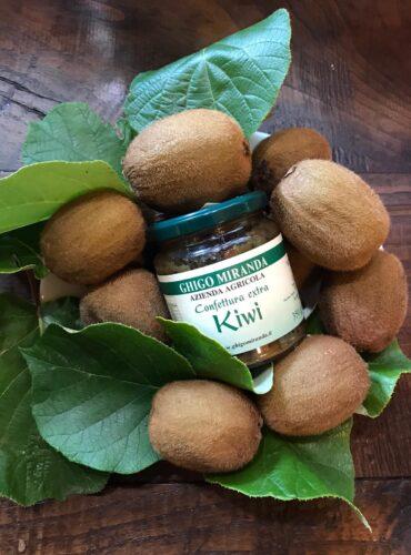 la confettura extra di kiwi