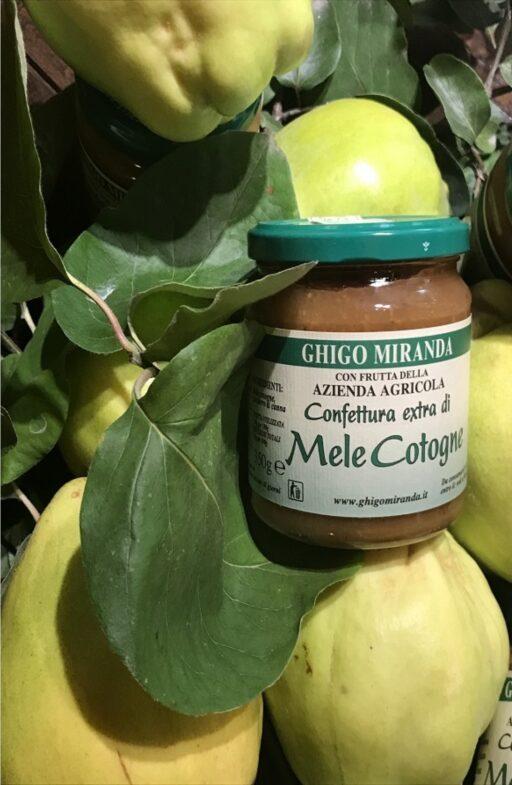 la confettura extra mele cotogne 2