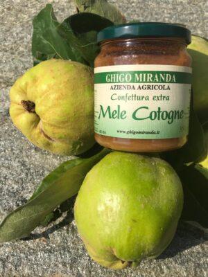 la confettura extra mele cotogne