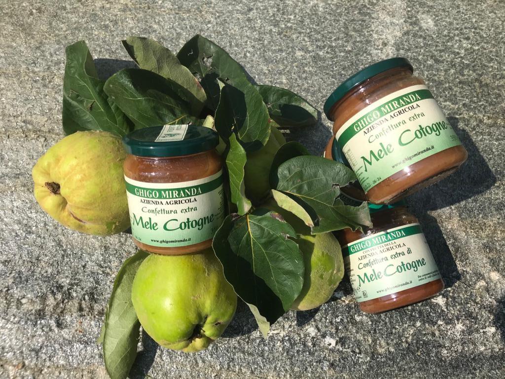 la confettura extra mele cotogne gruppo 2