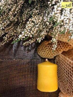 candela cera api Art.318 Cero liscio XXS