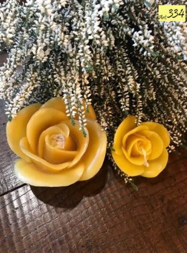 candele cera api Art.334 Gruppo 2 rose Art.332+Art.323 (1)