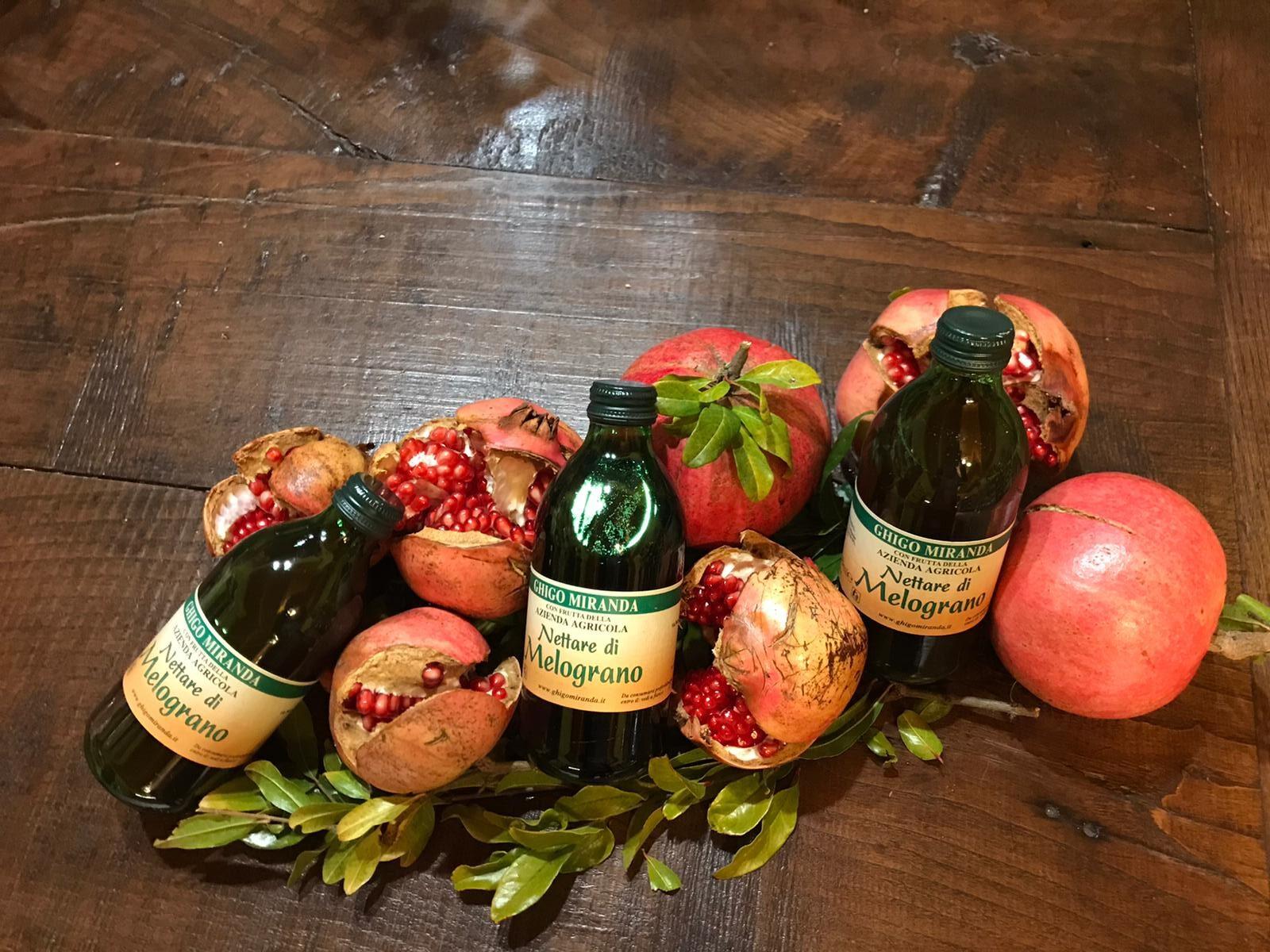 azienda agricola ghigo miranda succhi di frutta