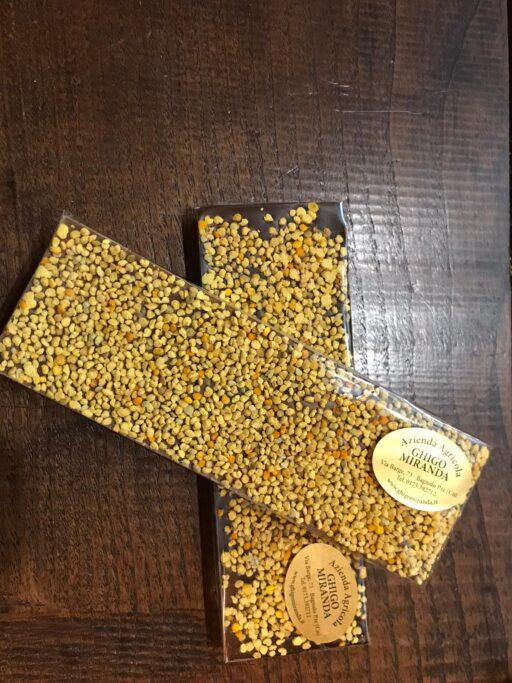 barretta cioccolato al polline 2